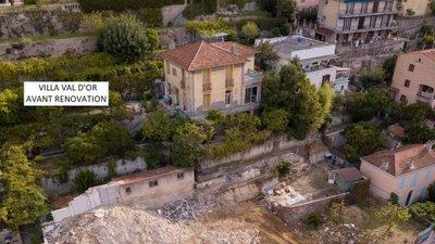 Villa Val D'or - immobilier neuf Menton