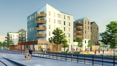 Coeur Capucins - immobilier neuf Angers