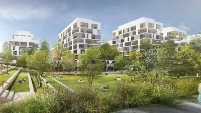 Le Quartz - immobilier neuf Vénissieux