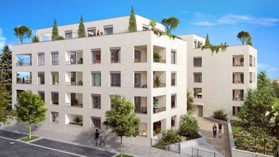Pur Valmy - immobilier neuf Lyon