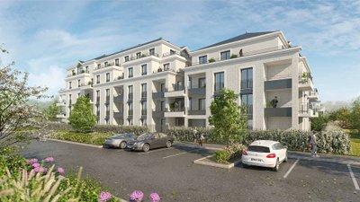 Park Royal - immobilier neuf Saint-cyr-sur-loire