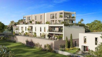 Quai 47 - immobilier neuf Vienne