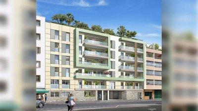 Villa 49 - immobilier neuf Saint-laurent-du-var