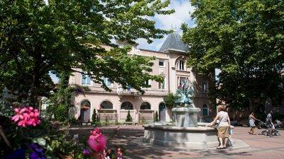 Pavillon Jaurès - immobilier neuf Saint-priest
