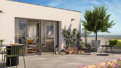 Les Jardins D'elise - immobilier neuf Angers