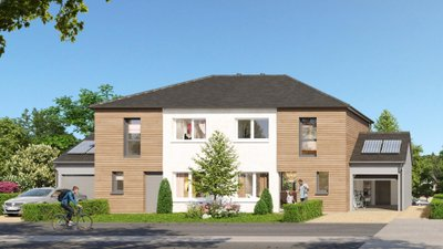Rivage - immobilier neuf Courseulles-sur-mer