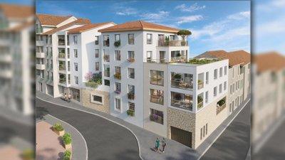 Interstice - immobilier neuf Bourgoin-jallieu