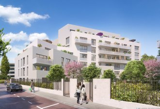 Expansion - immobilier neuf Rungis