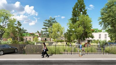 Le Jardin De Jean Et Suzanne - immobilier neuf Amiens