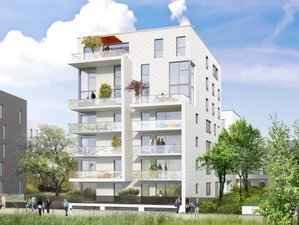 Les Passerelles 2 - immobilier neuf Athis-mons