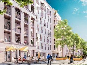 Les Jardins D'abraxas - immobilier neuf Noisy-le-grand