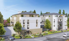 Les Terrasses De Breuillet - immobilier neuf Breuillet