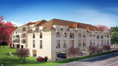 Privilege A Ormoy - immobilier neuf Ormoy