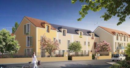 Le Clos De La Gare - immobilier neuf Limours