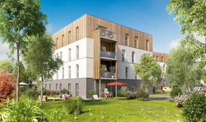 Le Clos Du Moulin - immobilier neuf Wattrelos