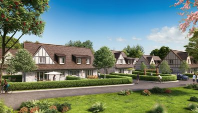 Les Villas My Art - immobilier neuf Tourcoing