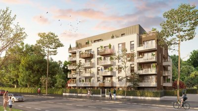 Park Avenue - immobilier neuf Amiens