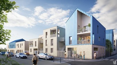 Alta Mare - immobilier neuf Dunkerque