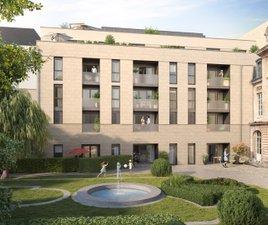 Jardin Ponsardin - immobilier neuf Reims