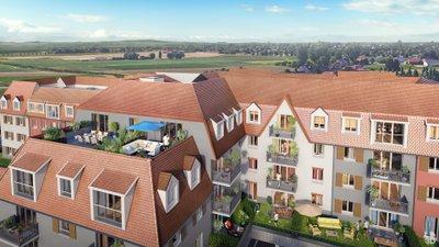 Résidence La Belle Epoque - immobilier neuf Linselles