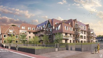 L'allee My Art - immobilier neuf Tourcoing