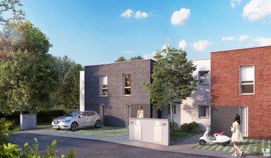 Le Clos Macarez - immobilier neuf Valenciennes