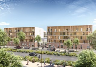 Les Rosaces - immobilier neuf Troyes