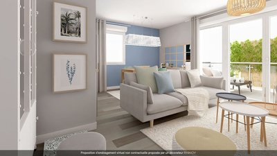 Connex'city - immobilier neuf Le Mans