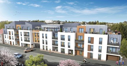 Cours Coty - immobilier neuf Tours