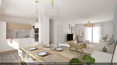 Prochainement A Angoulins - immobilier neuf Angoulins
