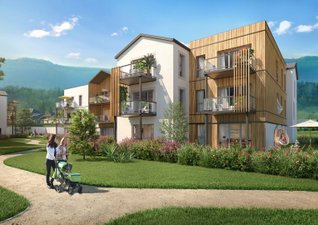 Ocarina - immobilier neuf Rumilly