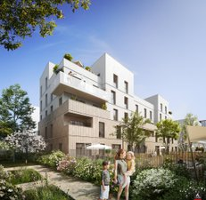 Ville Nature - immobilier neuf Cergy