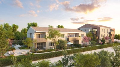 Le Domaine Floreal - immobilier neuf Toulouse