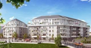 Quatuor - immobilier neuf Drancy