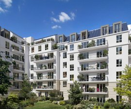 Plaza 2 - immobilier neuf Sartrouville