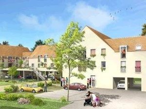 Les Allees Du Chateau - immobilier neuf Brie-comte-robert