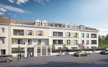 Le 42 Paris - immobilier neuf Saint-leu-la-forêt