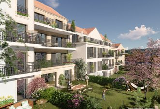 Residence Concorde - immobilier neuf Chambourcy