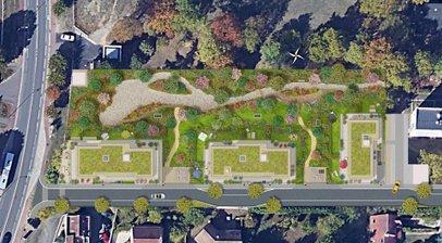 Les Allees Du Parc - immobilier neuf Vernouillet