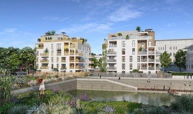 Les Bords De Lac - immobilier neuf Guyancourt