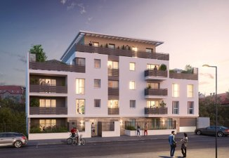 Carre Pinson - immobilier neuf Montmagny