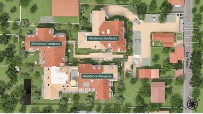 Castel Vignon - immobilier neuf Cormeilles-en-parisis