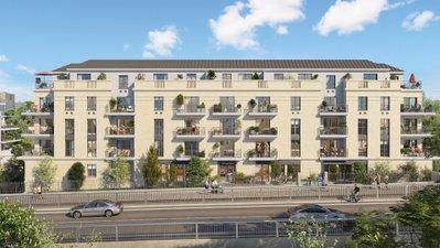 Les Canotiers - immobilier neuf Argenteuil
