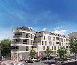 Amplitude - immobilier neuf Alfortville