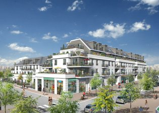 Grand Place - immobilier neuf Sartrouville
