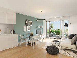 Green Park - immobilier neuf Champigny-sur-marne