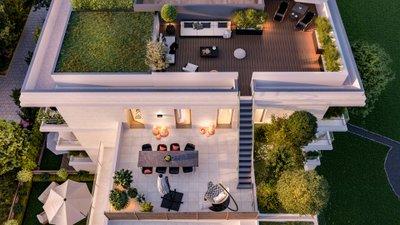 2 Prieure - immobilier neuf Saint-germain-en-laye