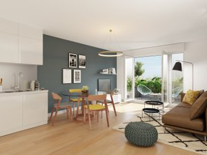 Open 7. - immobilier neuf Champigny-sur-marne