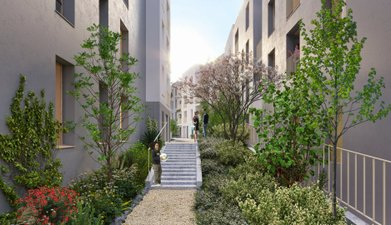 La Place - immobilier neuf Pierrefitte-sur-seine