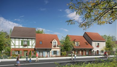 Harmonie - immobilier neuf Franconville